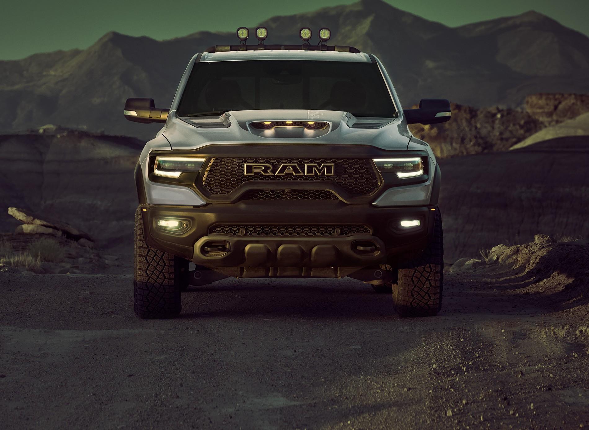2021 RAM 1500 TRX at Capital Chrysler Dodge Jeep Ram